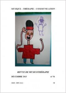 Parution de la revue MTC N°54 Décembre 2013