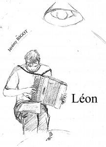 «Léon», un livre de Jérémy Bigot