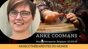 [Libre accès] Musicothérapeutes du Monde #3 par Juliette Piazza [BELGIQUE]