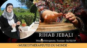 [Libre accès] Musicothérapeutes du Monde #2 par Juliette Piazza [TUNISIE]